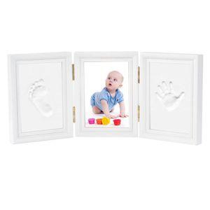 KIT MODELAGE Cadre Empreintes Main Baby Print Photo Empreinte B