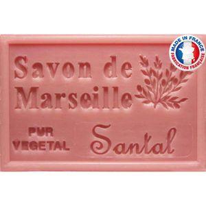 SAVON - SYNDETS Savon de Marseille - Santal