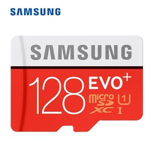 CARTE MÉMOIRE Samsung Micro SD EVO Plus 128Go