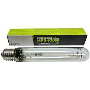 2x 400 W clair hps sodium haute pression tube Projecteur ampoule GES E40 à Vis Edison