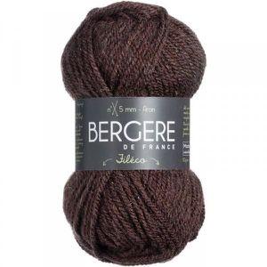 LAINE TRICOT - PELOTE Laine FILECO Bergère de France 54639 Ecoprune