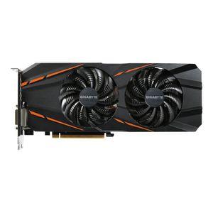 CARTE GRAPHIQUE INTERNE Gigabyte GeForce GTX 1060 G1 Gaming 6G (rev. 1.0)