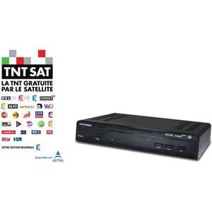 RÉCEPTEUR - DÉCODEUR   METRONIC 441639 Terminal HD de réception TNT gratu