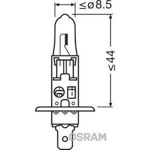 COOL BLUE INTENSE feu de position w5w Night Breaker Unlimited poire Osram h1