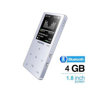 LECTEUR MP4 MP4 HiFi Bluetooth MP3 Lecteur de Musique 4Go écra
