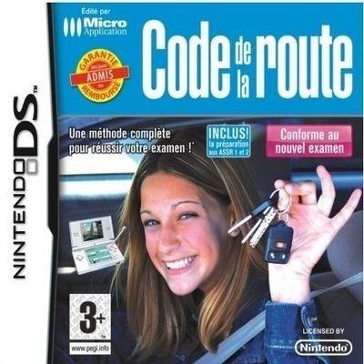 CODE DE LA ROUTE / JEU CONSOLE NINTENDO DS