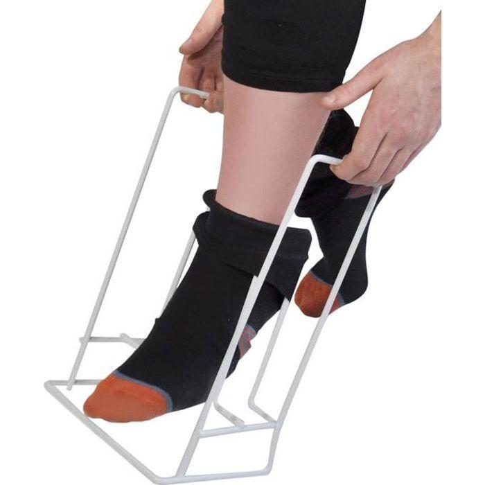 Aidapt Enfile chaussettes, bas et collant rigide - plus besoin de se plier en deux