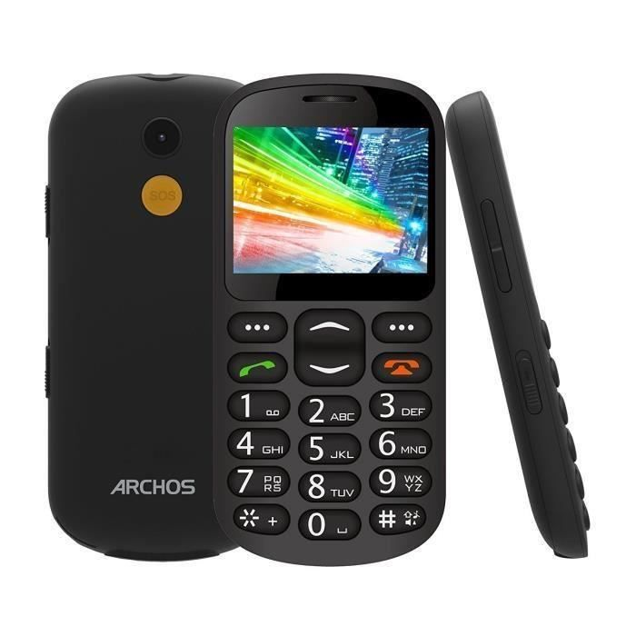 Archos Senior Mobile Phone Double SIM