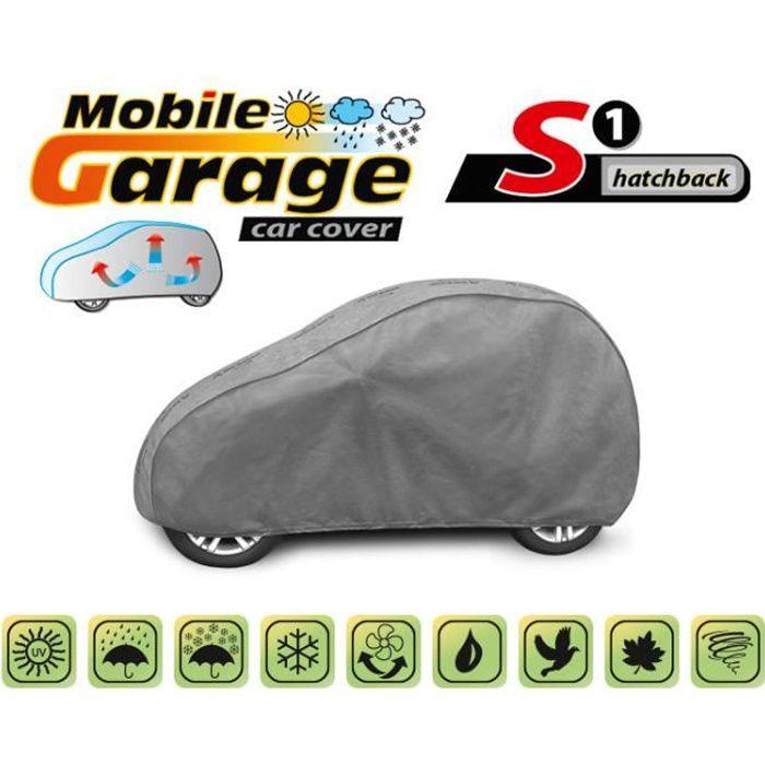 Bâche de protection voiture S pour Smart ForTwo - Imperméable - Respirant