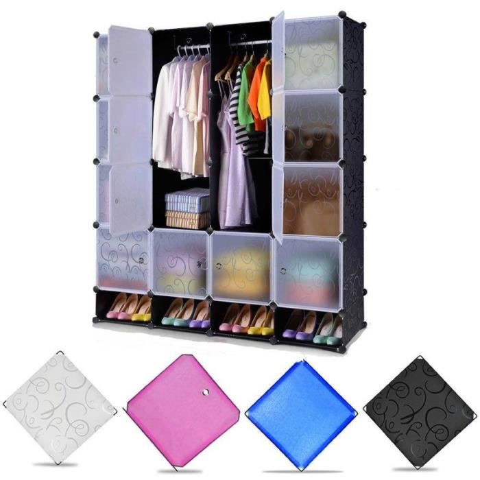 Penderie,armoire etagere dressing