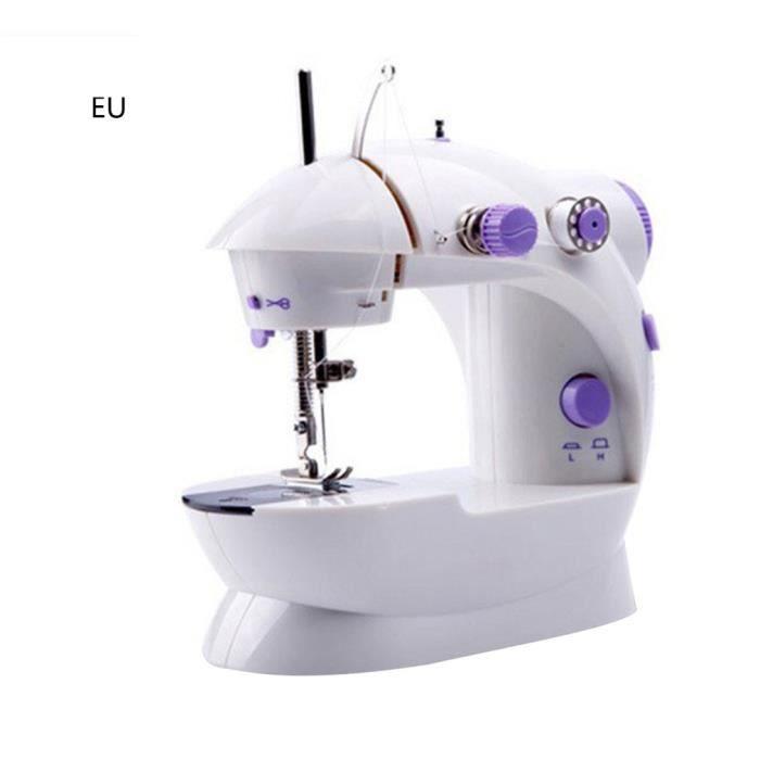 Set de Multifonction Machine à coudre coupe-fil amélioré électrique à double vitesse