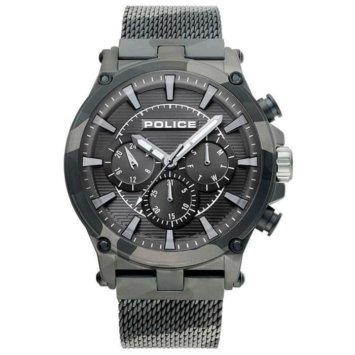 Montre homme POLICE WATCHES REBEL R1453321003. Spo