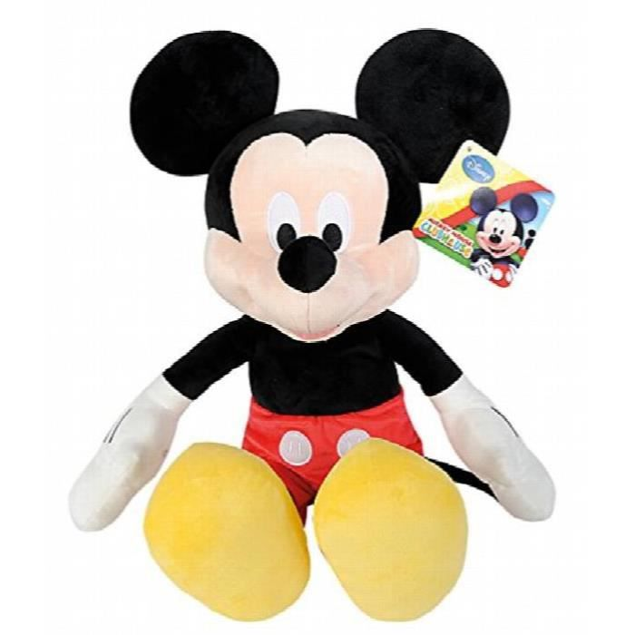 Simba 6315878710pro - Disney Peluche Figurine Mickey, 61 Cm XPPG5