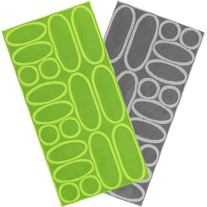 36 stickers réfléchissants T'nB Urban Moov - jaune et gris