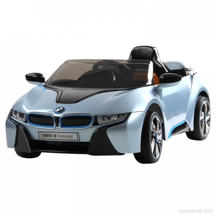 voiture lectrique enfant bmw i8 concept 12v cristom. Black Bedroom Furniture Sets. Home Design Ideas