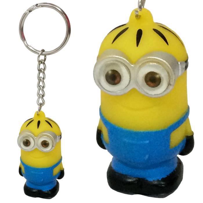 2743 Porte clé Minion Carl 4,5 cm