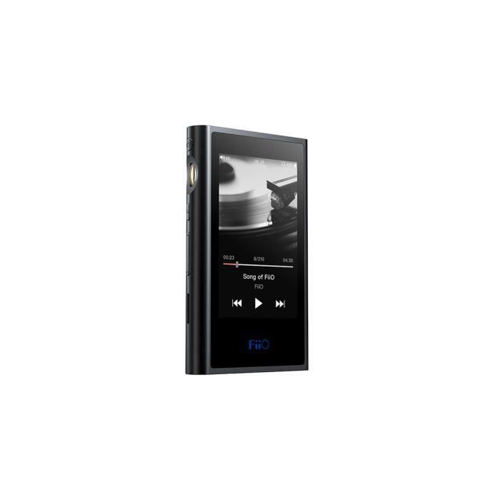 LECTEUR MP3 FiiO M9, Lecteur MP3, 4 Go, IPS, 133 g, Noir