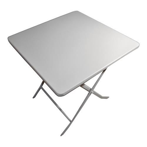 Table Greensboro 70 X 70 Cm Ardoise Achat Vente