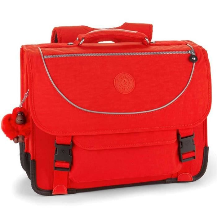 Cartable Kipling Preppy Rouge 41 CM