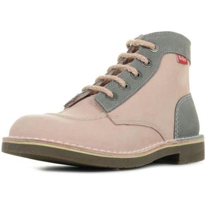 boots kick 621515 col femme kickers bottines nwZ80XONPk