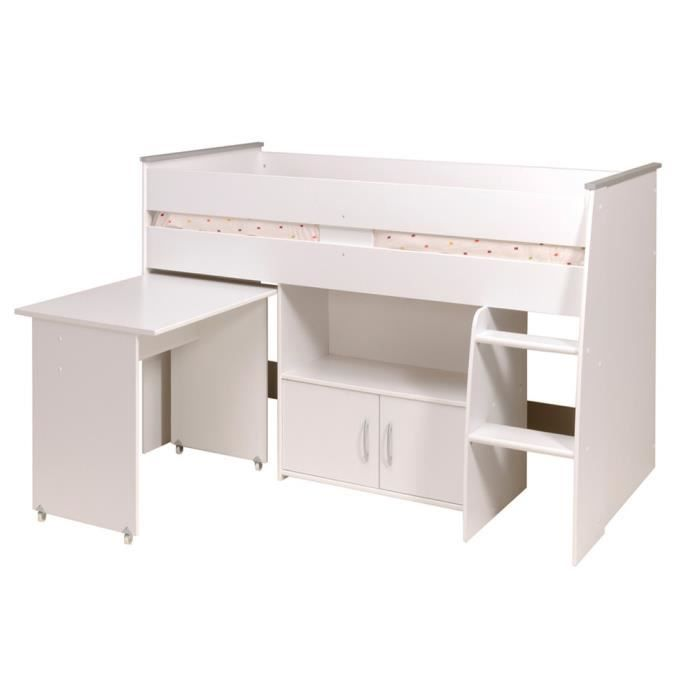 lit combine rangement achat vente lit combine. Black Bedroom Furniture Sets. Home Design Ideas