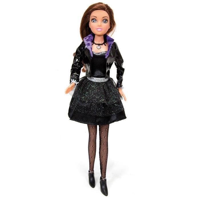 Questions pour customiser une poupée Lolirock Chica-vampiro-daisy-poupee-chanteuse-29-cm