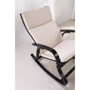 coussin rocking chair achat vente coussin rocking chair pas cher cdiscount. Black Bedroom Furniture Sets. Home Design Ideas