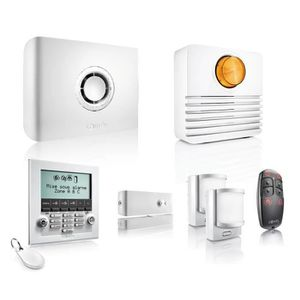 KIT ALARME SOMFY Pack alarme maison Protexiom Ultimate GSM co