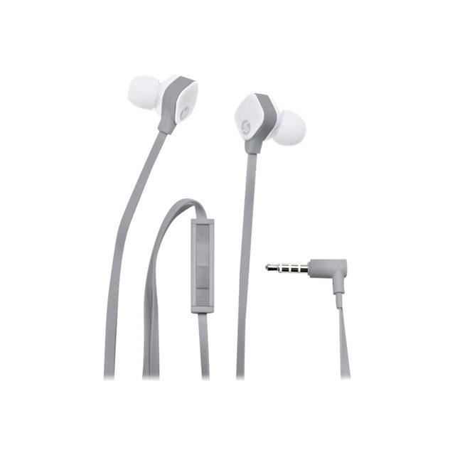 HP Oreillettes intra-auriculaires - Stereo Headset H2310 - Blanc Perle