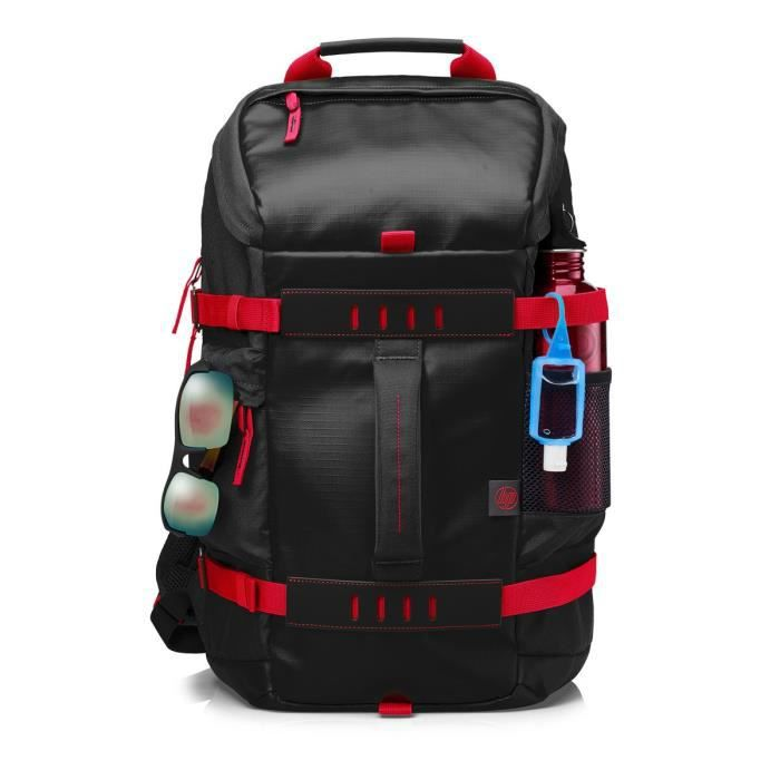 HP Sac à dos PC Portable Odyssey Sport Backpack X0R83AA - 15,6\