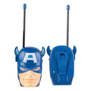 AVENGERS Talkie walkie enfant Captain America