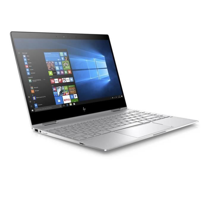 "HP Ultraportable Spectre x360- HP13ae003nf- 13.3"" FHD tactile -RAM 16Go- Windows 10- Intel Core i7-8550U -Intel UHD- Stockage 512GoORDINATEUR PORTABLE"