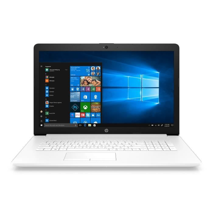 HP PC Portable 17-by0133nf- 17,3