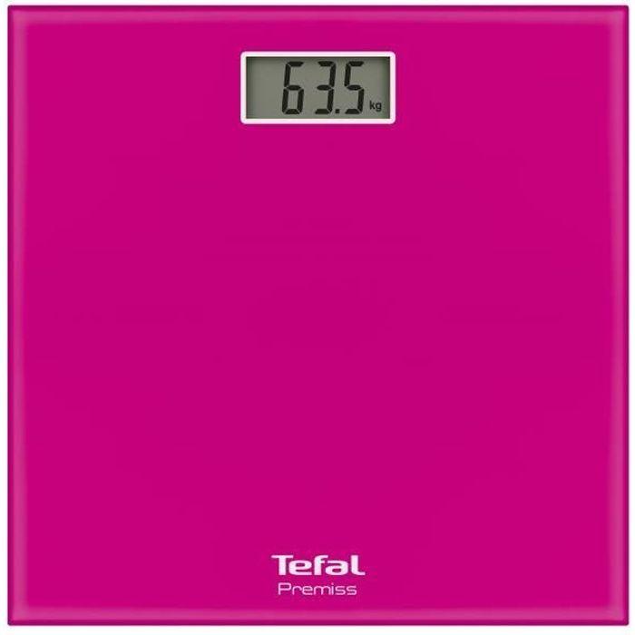 TEFAL Pèse personne Premiss PP1063V0