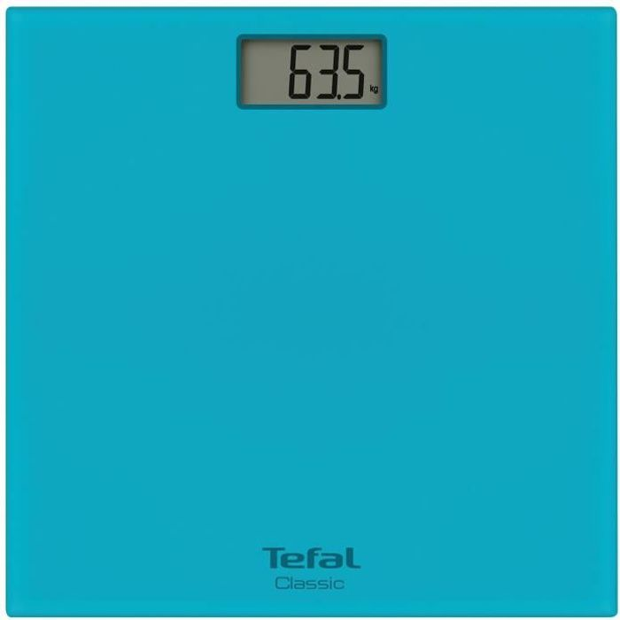 TEFAL PP1133V0 - Pèse-personne Classic turquoise