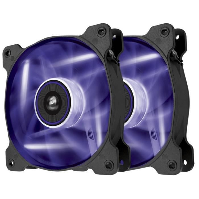 Corsair ventilateur 120mm SP120 LED violette Doubl