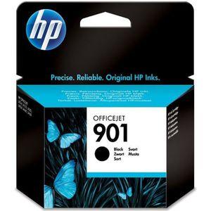 CARTOUCHE IMPRIMANTE HP 901 cartouche d'encre noire authentique pour HP