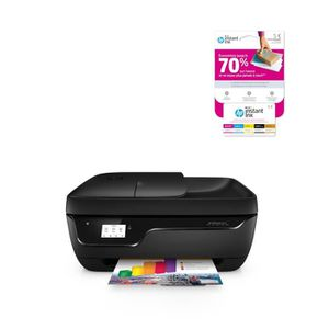 IMPRIMANTE HP Imprimante Officejet 3833 + carte Instant Ink c