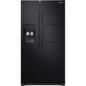 RÉFRIGÉRATEUR AMÉRICAIN SAMSUNG RS50N3803BC-Réfrigérateur américain-501 L