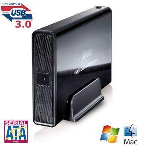 BOITIER POUR COMPOSANT Advance Quick Disk USB3.0 BX-306U3BK