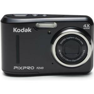 APPAREIL PHOTO COMPACT KODAK - FZ43-BK - Appareil photo compact - Noir