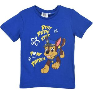 T-SHIRT PAW PATROL T-shirt manches courtes Garçon 100% Cot