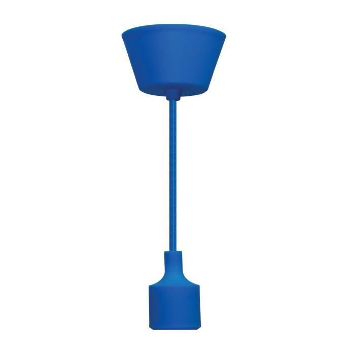 LUSTRE ET SUSPENSION ETIGER Suspension Plafonnier bleu Ring