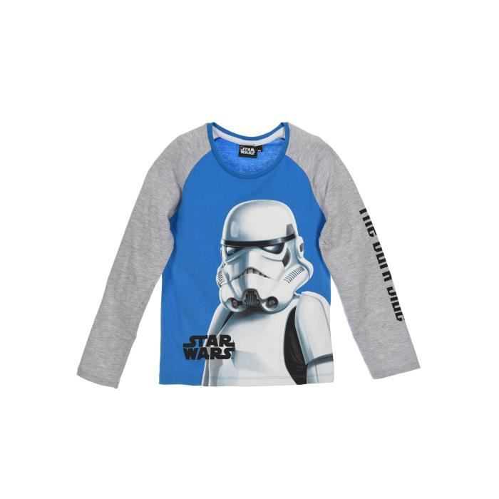 T-SHIRT STAR WARS IV T-shirt - Enfant garçon - Bleu marine
