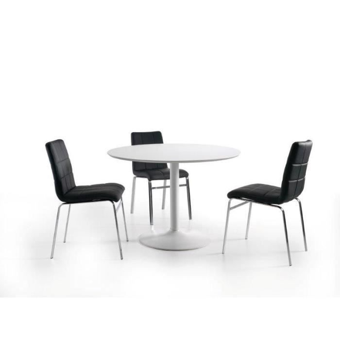 Dimension table ronde 3 personnes acheter moins cher - Dimension table ronde ...