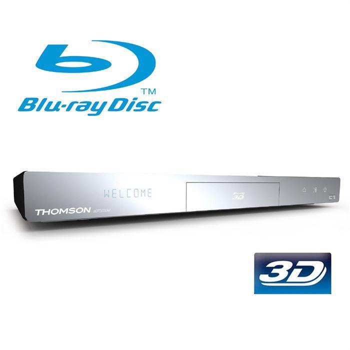 LECTEUR HD DVD THOMSON BDT503DM