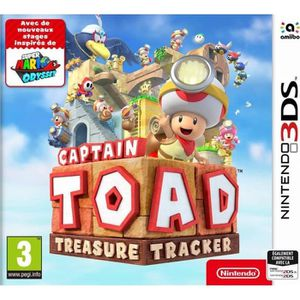 JEU 3DS Captain Toad: Treasure Tracker Jeu 3DS