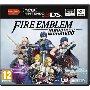 JEU 3DS Fire Emblem Warriors - Jeu New Nintendo 3DS et New