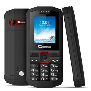 Téléphone portable Crosscall Spider X3G Noir Anti-Choc
