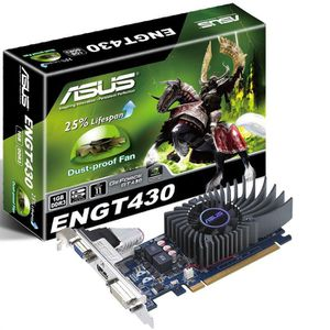 CARTE GRAPHIQUE INTERNE Asus GT 430 1Go DDR3 (LP)